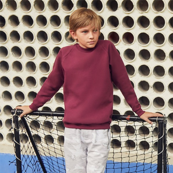 Детска ватирана блуза