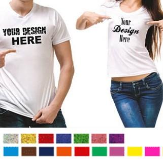 Рекламни тениски Териг